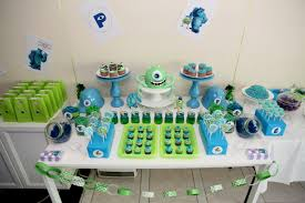 monsters inc baby shower decorations monsters inc birthday food ideas decorating of party
