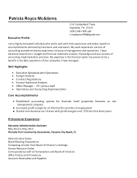 Sample Resume For Medical Billing And Coding by Patricia Royce Mcadams Resume 11 24 15