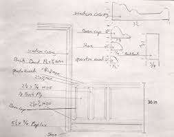 tips on designing u0026 installing chair rail wainscoting and panel