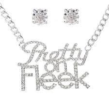 fashion necklace earring sets images 2018 fashion necklace earring sets silver necklace choker chunky jpg