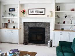 excellent fireplace mantel shelves u2014 the homy design