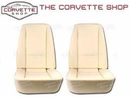 1968 corvette seats c3 corvette seat foam set 1968 1969 back and bottom pair 7220 ebay