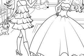 coloriage barbie à imprimer 1001 coloriagegratuit fr