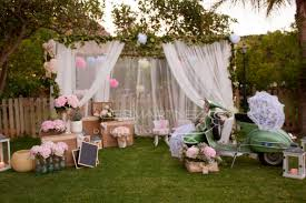 photocall romántico boda vintage vespa decoraciones de bodas