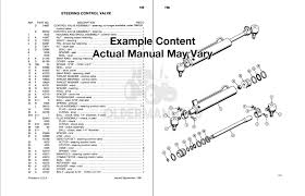 case 310e crawler dozer parts manual oldermanuals com