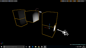 spotlight lights up through meshes ue4 answerhub