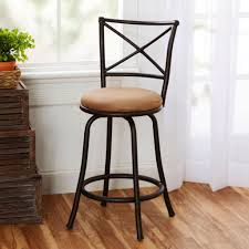 24 Inch Bar Stool With Back Endearing Black Leather Inch Bar Stools With Back Swivel
