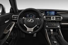 lexus is350 interior trim 2016 lexus is350 steering wheel interior photo automotive com