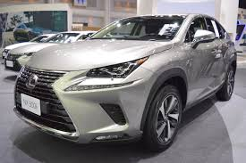 lexus nx prices announced range starts at inr 53 18 lakh