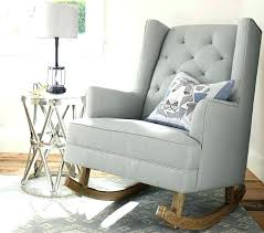 Upholstered Rocking Chairs For Nursery Baby Glider Rocker Furniture Nursery Upholstered Rocker Discount