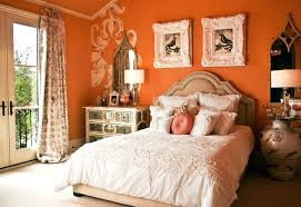 orange bedroom curtains orange bedroom accessories beautiful design orange bedroom decor