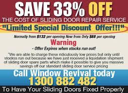 sliding glass door repairs brisbane sliding door u0026 window repair rollers tracks spirals u0026 handles