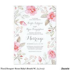 16 best floral wedding invitations images on pinterest