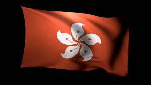 How To Draw A Waving Flag 3d Rendering Of The Flag Of Hong Kong Waving In The Wind Youtube