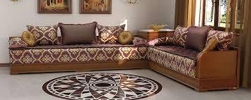 canape marocain des accessoires déco pour salon marocain déco salon marocain