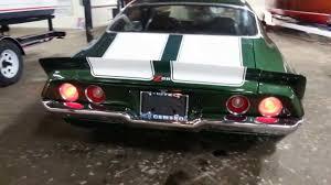 camaro z28 72 1972 sequoia green camaro z28 for sale