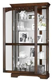 Curio Cabinet Amazon Com Howard Miller 680 445 Hartland Curio Cabinet Kitchen