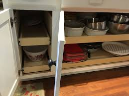 kitchen cabinet pull out storage racks pull out kitchen shelf 2 3 8 for 06 to 16 wide openings