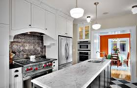 tin backsplashes for kitchens pressed tin backsplash fireplace basement ideas