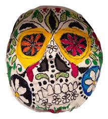 Day Of The Dead Mask Day Of The Dead Masks With Rigid Wrap Plaster Cloth U2013 Actíva Products