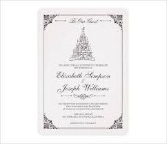designs disney wedding invitations diy together with disney