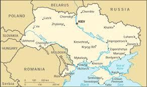 ukraine map ukraine maps