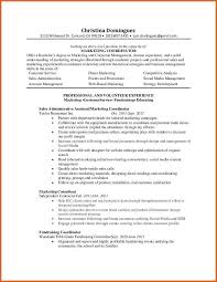 Social Media Resume Example by Click Here To Download This Event Planner Resume Template Httpwww