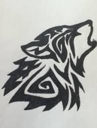 best 25 tribal wolf ideas on pinterest tribal wolf tattoos