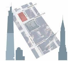Chrysler Building Floor Plan by New York One Vanderbilt 1 401 Ft 68 Floors Page 27