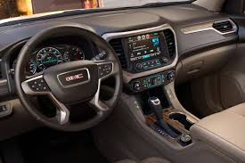 gmc terrain 2017 white 2017 gmc acadia sle 2 suv review u0026 ratings edmunds