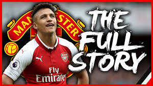 alexis sanchez early life alexis sanchez to man united the full story youtube