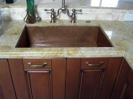 Kitchen Sinks Usa by Hundreds Of Photos Of Copper Sinks Installed In Kitchens