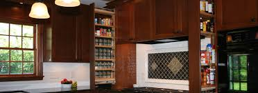 Narrow Pull Out Spice Rack Verticle Roll Out Shelves Help Your Shelves