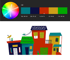 Color Combinations For Website Create Color Themes With Adobe Color Themes Panel In Illustrator