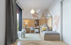 Awesome Kids Bedrooms An Awesome Kids Bedroom Ideas With Pastel Color Roohome