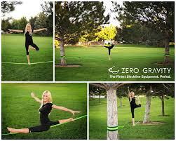 amazon com zero gravity slackline kit superior quality w