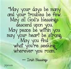 thanksgiving toasts blessings beautiful irish sayings proverbs blessings and prayers u2013 guy