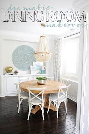dining room makeover pictures a dramatic dining room makeover pink peppermint design