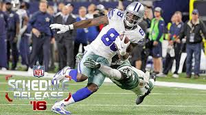 dallas cowboys thanksgiving record predicting the cowboys u0027 2016 record 2016 nfl schedule release