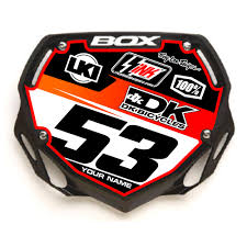 custom motocross helmet box custom bmx plate u0027racer red u0027 rival ink design co custom