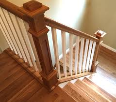 How To Refinish A Banister Stair Parts Handrails Stair Railing Balusters Treads U0026 Newels