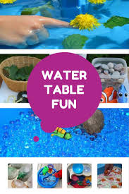 Sand Table Ideas Water Table Activities 12 Sensory Play Activities For Inside And