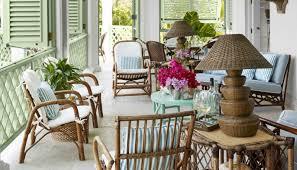 Patio Furniture Rattan Furniture Rattan Bamboo Accent Furniture Classic Trending