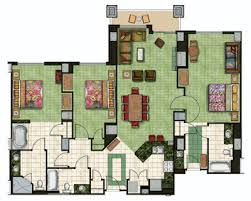 kidani village 2 bedroom villa floor plan bedroom review design