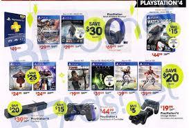 ps4 cost black friday gamestop u0027s black friday sale ads leaked