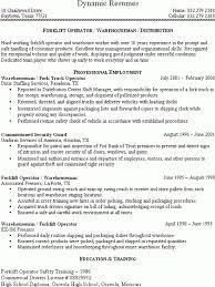 Machine Operator Resume Example by Download Forklift Operator Resume Haadyaooverbayresort Com