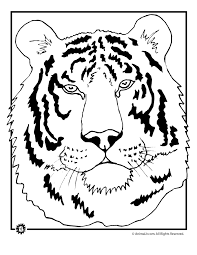 coloring page tigers detroit tigers logo coloring page free printable coloring pages