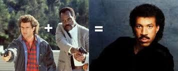 Danny Glover Meme - mel gibson danny glover lionel richie makes sense funny