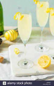 french 75 garnish prosecco stock photos u0026 prosecco stock images alamy