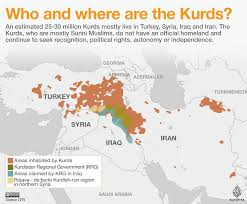 Kurdistan Map The Looming Question Of Kurdish Independence In Iraq Kurds Al
